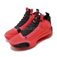 Nike Air Jordan XXXIV PF 34 Infrared 23 Black Luka Doncic ASG Shoes BQ3381-600
