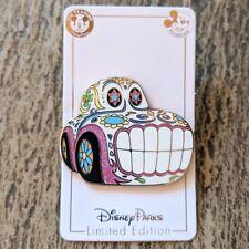 Cars Sugar Skull Halloween Pin 2018 Disney Day of Dead Dia de Muertos AP LE 2000