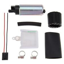 Walbro 255LPH High Flow Fuel Pump &400-766 Installation Kit GSS342 12V 15-90 PSI
