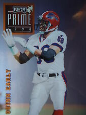 NFL 082 Quinn Early WR Wide Receiver Play off Prime 1996