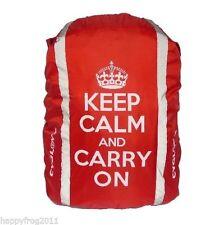 CYGLOVE Hi-Vis Reflective Hump Backpack Bag Rucksack Cover Keep Calm and Carry O