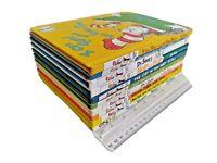 Dr. Seuss Children's Books Lot of 10 Classics Hardcover Mixed Set HC