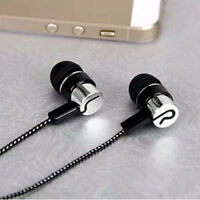Universal Super Bass Stereo 3.5mm Jack In-Ear Earphone Headphone Earbuds 4 Color