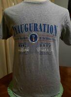 President Donald Trump/ Pence Inauguration T Shirt Medium 38 chest 2017 45th