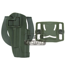 CQC Serpa Concealment Right Hand Waist Pistol / Gun Holster for Colt 1911 M1911