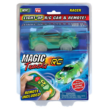 As Seen on Tv Magic Tracks Rc Cars Radio Control Toy Vehicles