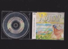 Avalon   CD-MAXI   THE BALLAD OF AVALON    1991 ( MAXI VERSION 5:32 Min.)