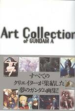 Gundam A Art Collection Art Book