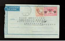 1930 Netherlands indies airmail cover to Holland