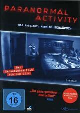 Paranormal Activity - Was passiert wenn Du schläftst - DVD