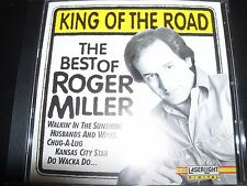 Roger Miller King Of The Road The Best of Greatest Hits CD - Like New