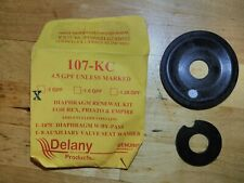 Delany 107-kc 3.0 GPF Diaphragm Renewal Kit w bypas for Rex,Presto for 1