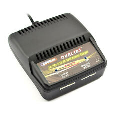 Prolux Dual-LB3 AC Charger 2A 2-3S Lipo - UK 3-Pin Plug - PX3802GB