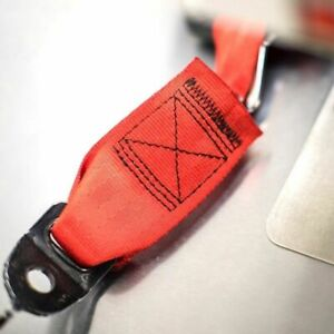Classic Car Seat Belt Restoration - Webbing Replacement - Mail-in Service