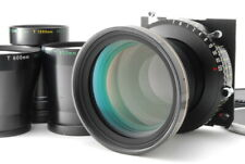 【Optical Top MINT 3 Lens Set】 Nikon T 600mm 800mm 1200mm for 8x10 From JAPAN a46