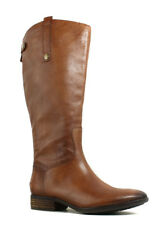 Sam Edelman Womens Brown Riding, Equestrian Boots Size 10 (427476)