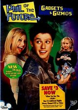 NEW DVD // DISNEY  / PHIL OF THE FUTURE // GADGETS AND GIZMOS // NEW ON DVD