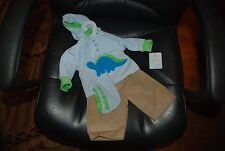 Lee Middleton Dino Hoodie Outfit for 19 to 20'' Dolls New