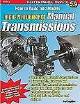 How to Build & Modify High-Performance Manual Transmissions (S-A Design) (Sa Des
