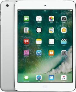 Apple IPAD Mini 2 32GB Wifi Compressa 7.9 Pollici Argento A1489 (Me280fd/A)