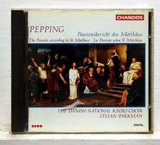 STEFAN PARKMAN - PEPPING st mathew passion CHANDOS CD no IFPI NM