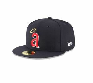 California Angels New Era 1971 Cooperstown Collection 59FIFTY Fitted Hat
