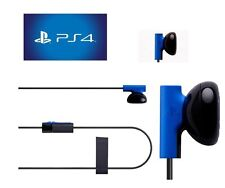 Genuine Sony Dualshock 4 PS4 controller Headphones, Earphones With Mic Brand New
