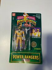 Bandai Yellow Mighty Morphin Power Rangers Trini Action Figure