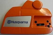Husqvarna 537286301 Chainsaw Clutch Cover w/ Brake Assembly for 455 460 Rancher