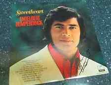"Engelbert Humperdinck signed Sweetheart 12"" LP"