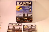 PC CD-ROM GAME -- EARTH 2150 -- WINDOWS 95/98 -- BY SSI -- 1999