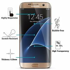 1 New Full 3D Curved Screen Protector PET Film Cover For Samsung Galaxy S7 edge