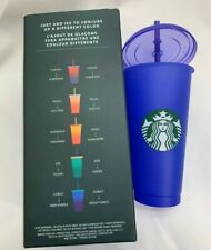 starbucks color changing cups, confetti cup 2020