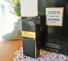80's COCO CHANEL Pure Perfume/Parfum Spray 7.5mll-1/4oz NEW IB Original Formula!