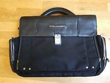 Piquadro LK198542 briefcase(Black), fast postage.