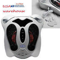 Circulation Medical Blood Booster Foot Massage Infrared Electromagnetic Massager