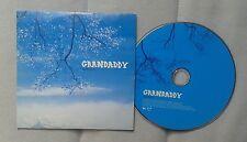 Grandaddy  rare 4 track promo sampler