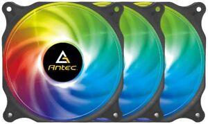 Brand New Antec 120mm Case Fan, RGB Case Fans, PC Fan, 4-PIN RGB, F12 Series