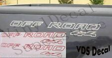 Ford Lariat OFF ROAD 4x4 Supercrew replacement decals PAIR