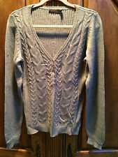 The Limited Women's Green Sweater Size XL NEW