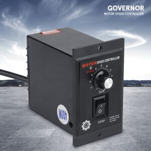 Variable Voltage Regulator Speed Motor Fan Control Controller AC 220V 400W New
