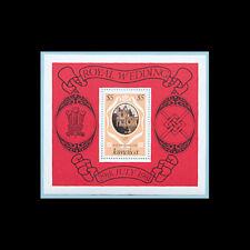 Jamaica, Sc #503a, MNH, 1981, S/S, Royalty, Royal Wedding, 4ED