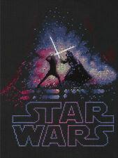 Counted Cross Stitch Kit ~ Dimensions Star Wars - Luke & Darth Vader #70-35382