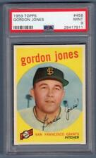 1959 Topps #458 Gordon Jones PSA 9