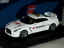 NISSAN SKYLINE GTR SUPER GT SAFETY CAR EBBRO 44221 1:43