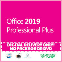 Office 2019 Professional Plus Product Key 🔐 Activation License ⭐