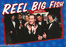 POSTER: MUSIC: REEL BIG FISH  - GROUP POSE - FREE SHIP #PP0276   RAP127 B