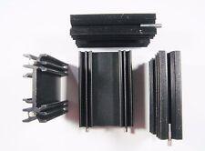 4 x TO220 Kühlkörper 50x35x12,6mm RthK 9 K/W #21K21