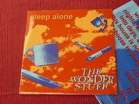The Wonder Stuff:  Sleep Alone   NM Unplayed ex shop stock