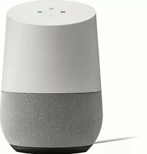 Google Home Smart Speaker with Google Assistant White Slate New in Box